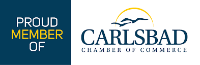 Proud member of carlsbad chamber of commerce