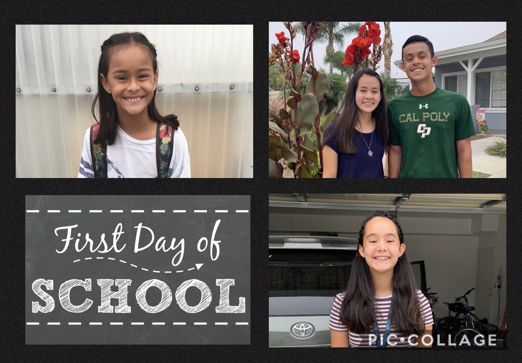 Preparing for the First Day of School! by Armand Amoranto